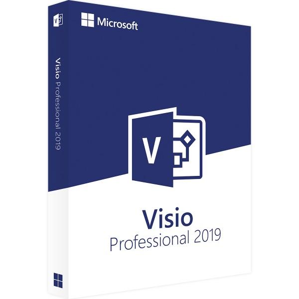 Microsoft Visio 2019 Professional Windows