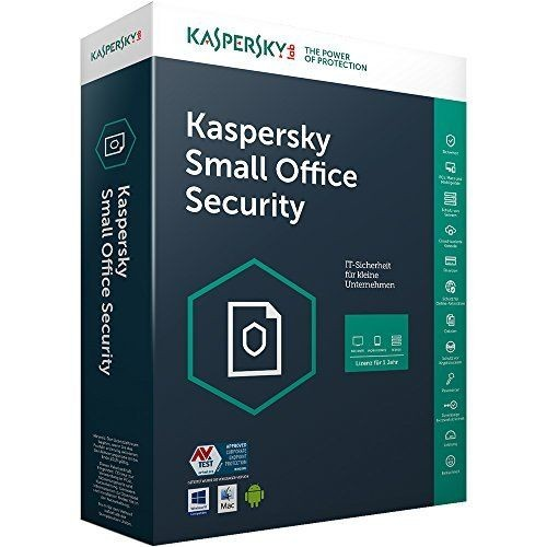 Kaspersky Small Office Security 8 2021