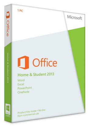 Microsoft Office 2013 Home and Student Windows