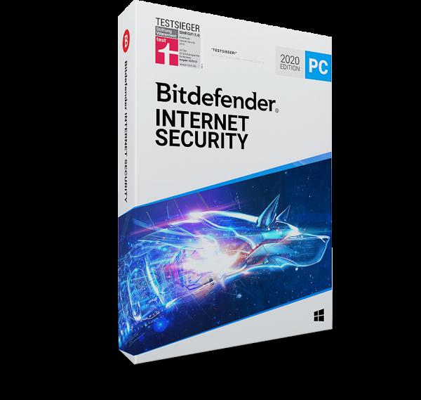 Bitdefender Internet Security 2021 Windows