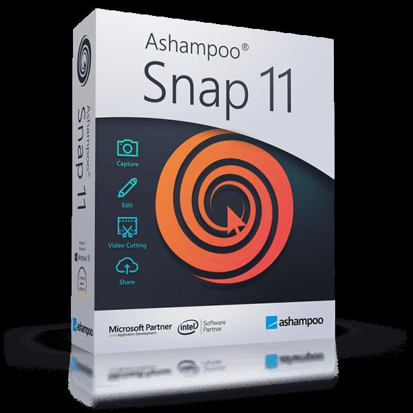 Ashampoo Snap 11   Windows
