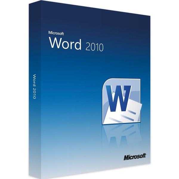 Microsoft Word 2010 Windows