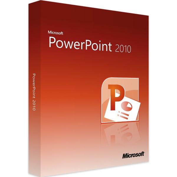 Microsoft PowerPoint 2010 Windows