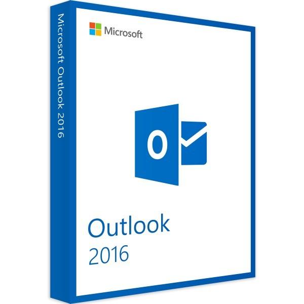 Microsoft Outlook 2016 Windows