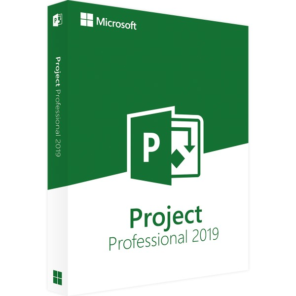 Microsoft Project 2019 Professional Windows