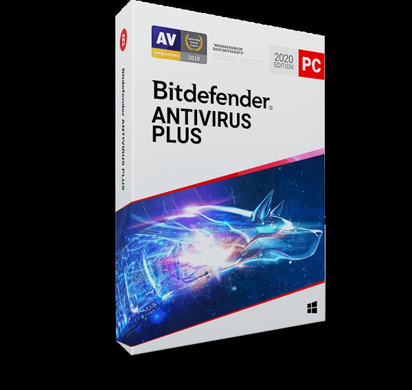 Bitdefender Antivirus Plus 2021