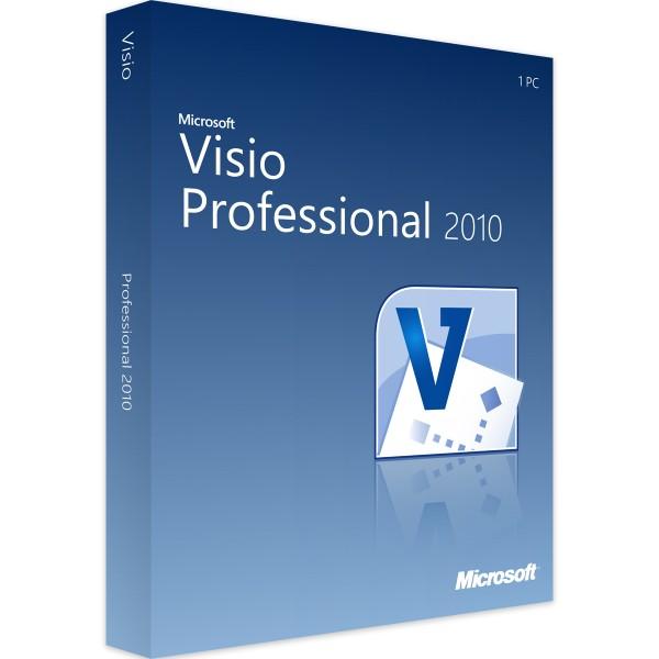 Microsoft Visio 2010 Professional Windows