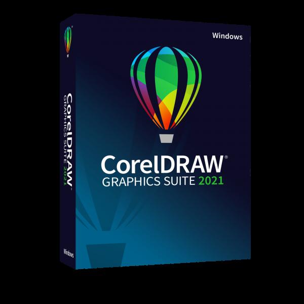 CorelDRAW Graphics Suite 2021 Windows / Mac Windows