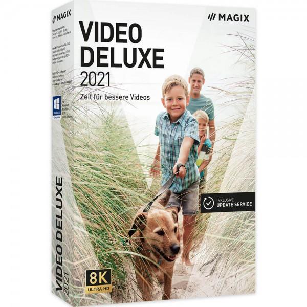 Magix Video Deluxe 2021 Windows