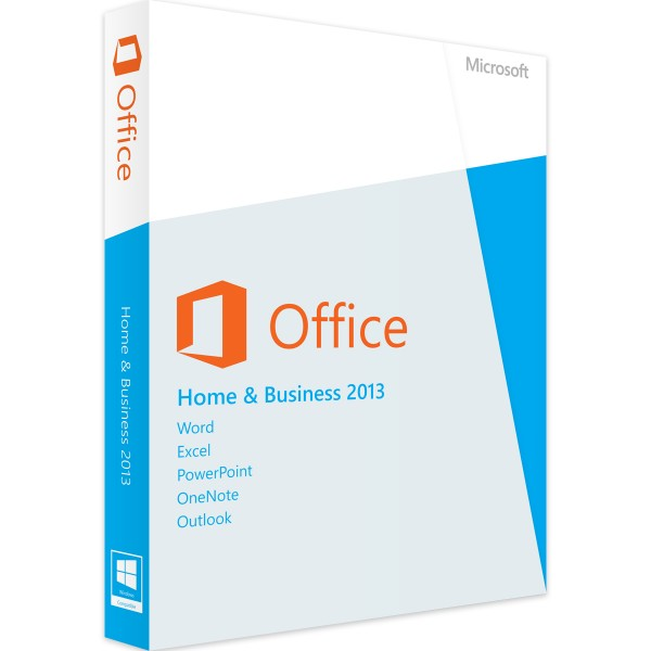Microsoft Office 2013 Home and Business Windows