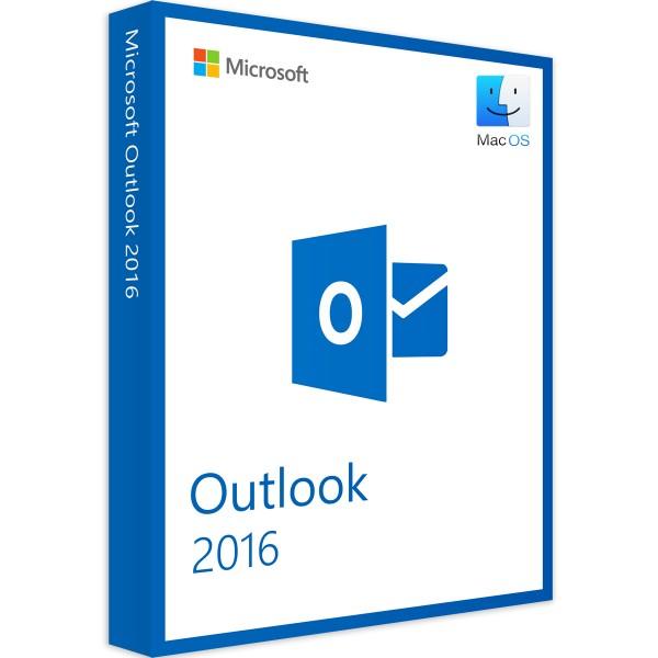 Microsoft Outlook 2016 MAC