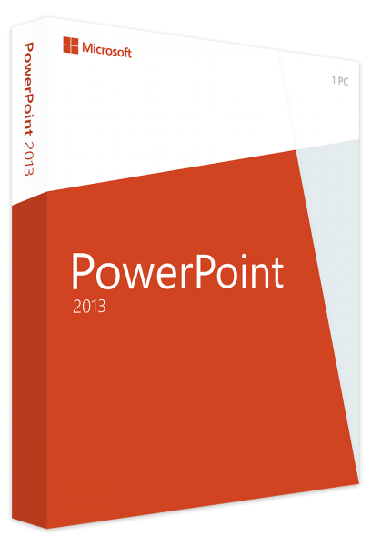 Microsoft PowerPoint 2013 Windows