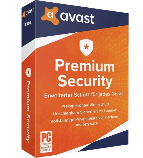 Avast Premium Security 2021 | Multi Device | Download
