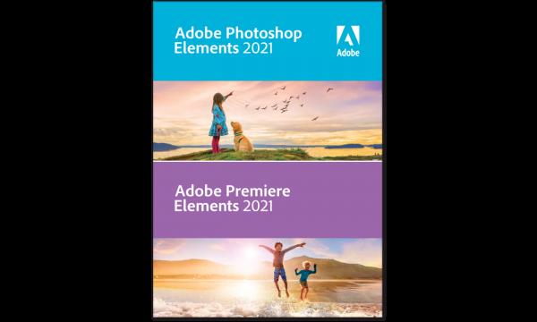Adobe Photoshop & Premiere Elements 2021 | Windows/Mac