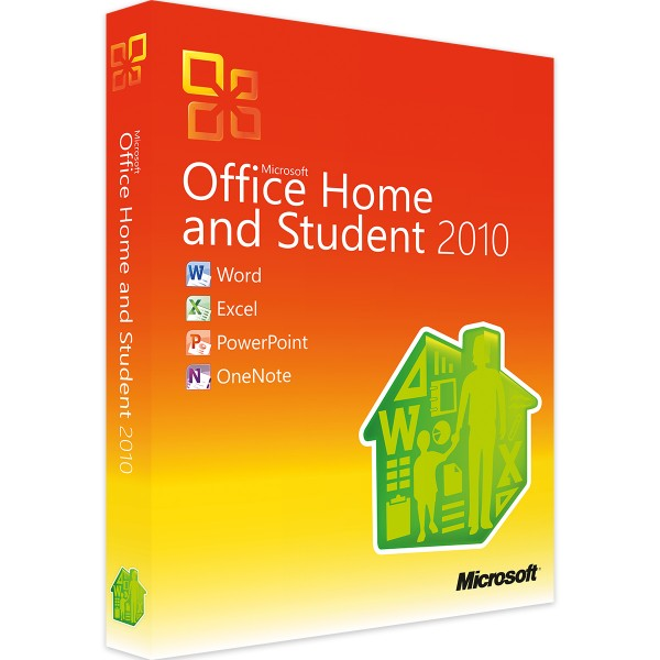 Microsoft Office 2010 Home and Student Windows
