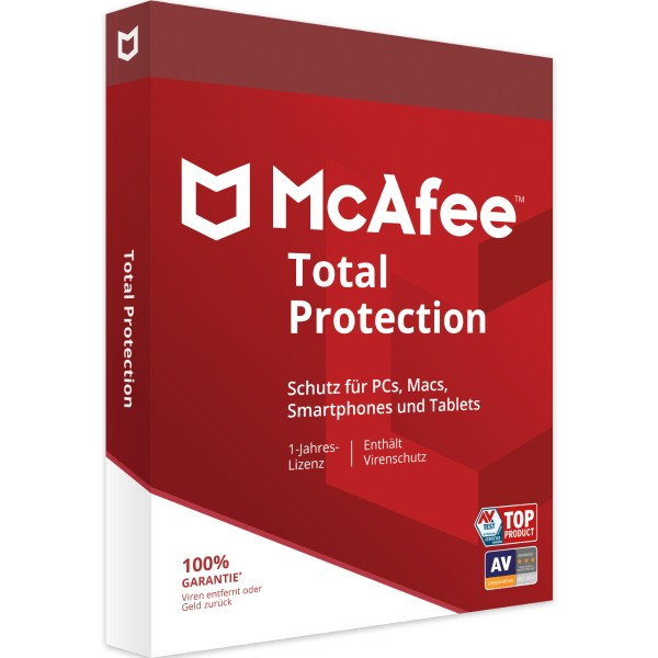 McAfee Total Protection 2021   Download