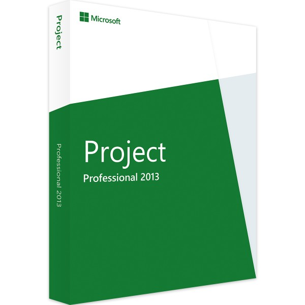 Microsoft Project 2013 Professional Windows