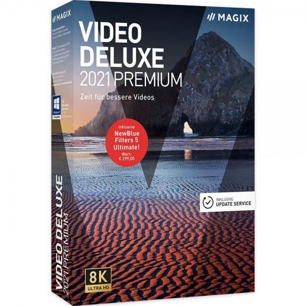 Magix Video Deluxe 2021 Premium   Windows