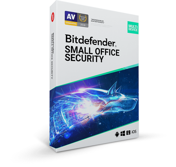 Bitdefender Small Office Security 2021 | Vollversion