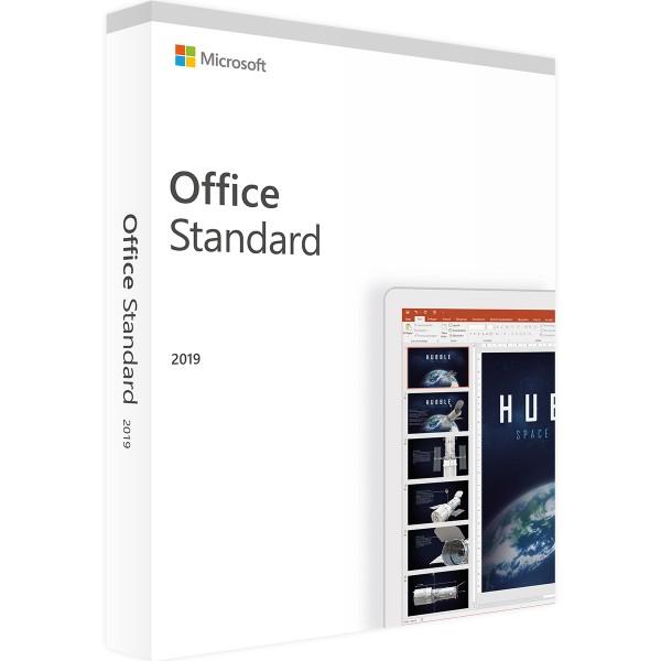 Microsoft Office 2019 Standard   für Windows