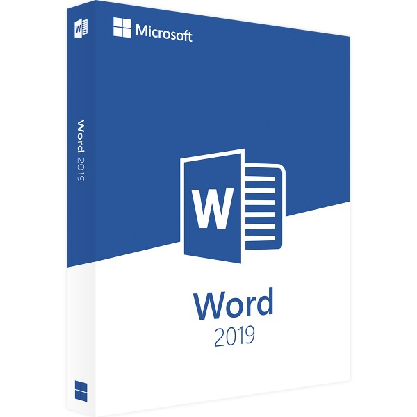 Microsoft Word 2019 Windows