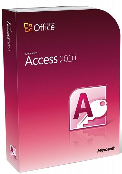 Microsoft Access 2010 Windows